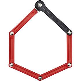 ABUS 6055/85 SH Bordo Lite, red